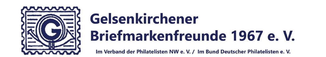 Gelsenkirchener Briefmarkenfreunde 1967 e. V.